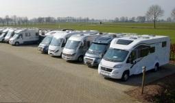 100.000 campers in Nederland in 2016